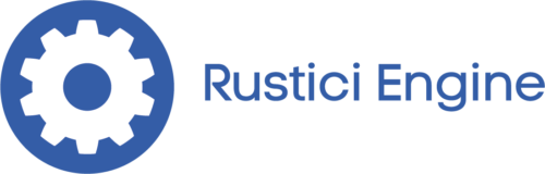 rustici engine logo